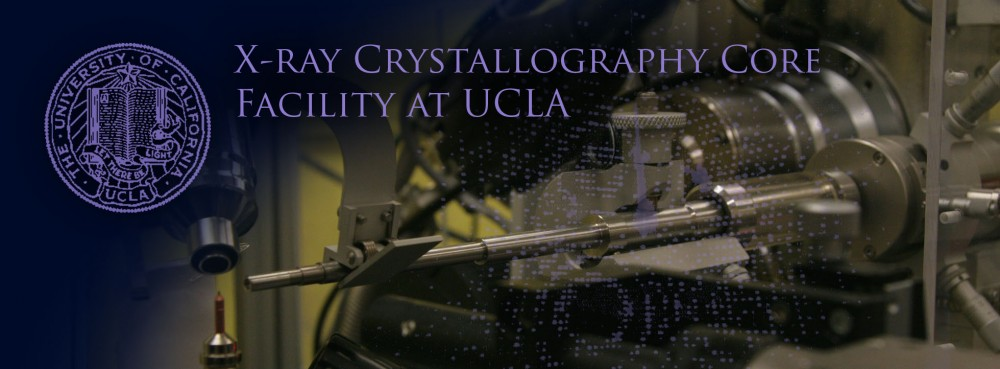 X-ray Crystallography Core Technology Center
